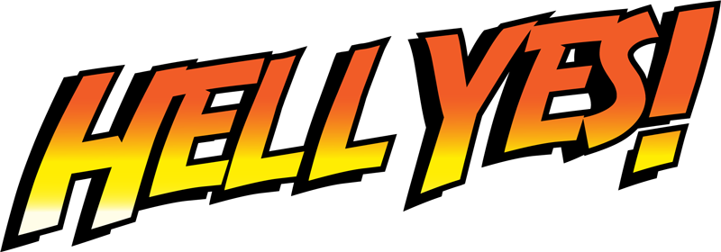 hell-yes_logo-marcel